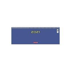 Querterminbuch Modell 772, 2021, blau