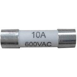 HV510.10 Multimetersicherung (Ø x L) 5mm x 20mm 10A 600V Superflink -FF- Inhalt 1St.