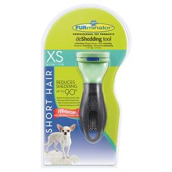 Furminator deShedding Tool für kurzhaarige Schoßhunde