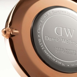 Daniel Wellington Classic Black DW00100125