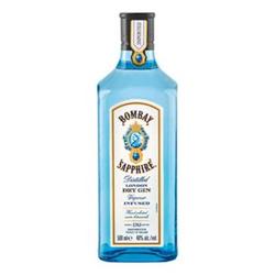Bombay Sapphire Gin 40,0 % vol 0,5 Liter