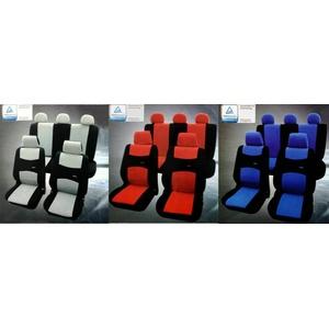 Auto Sitzbezug - Schonbezug -Universal Sitzbezüge Schonbezüge 11tlg Komplettset