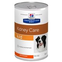 Hill's Prescription Diet Canine k/d 12 x 370 g
