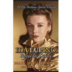 Ida Lupino als Buch von Mary Ann Anderson/ Ida Lupino