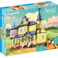 Playmobil Spirit Riding Free Luckys glückliches Zuhause 9475