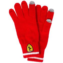 Scuderia Ferrari Knitted Gloves Winterhandschuhe 130181090-600 - Größe:Einheitsgröße