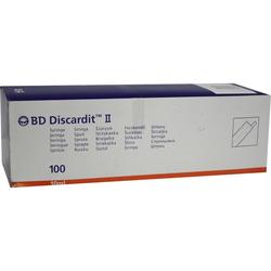 BD Discardit II Spritze 10 ml