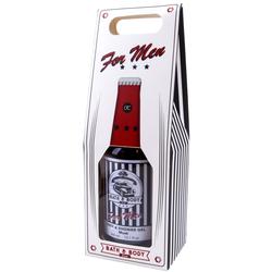 Duschgel in Bierflaschen Optik - BREW - Duft Moschus - For Men - 360 ml