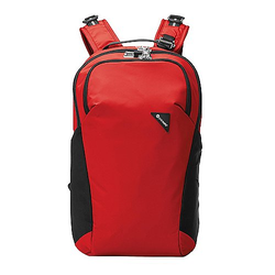 Pacsafe Travel Accessoires Vibe 20 Rucksack 46 cm - red
