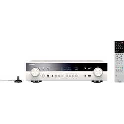 Yamaha RX-S602 5.1 AV-Receiver (WLAN, LAN (Ethernet), Bluetooth) weiß