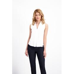Lavard Weiße Bluse für Damen 85090