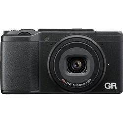 Ricoh GR II schwarz Kompaktkamera