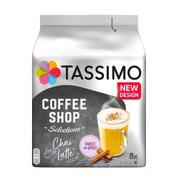 Tassimo Chai Latte, 188 g