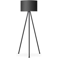 Tomons LED Stehlampe LP03001EU_black, Stehlampe LED Dimmbar Stehleuchte Moderne, Standleuchte