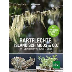 Bartflechte Isländisch Moos & Co. als Buch von Andrea Trippl