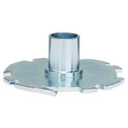 Kopierhülse für Bosch-Oberfräsen. mit Schnellversc