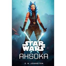 Star Wars: Ahsoka als Buch von Emily Kate Johnston