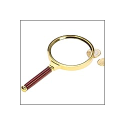Lupe Classic XL goldfarben
