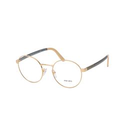 Prada HERITAGE PR 52XV 5AK1O1, inkl. Gläser, Runde Brille, Damen