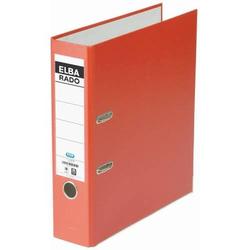 Ordner rado-Lux A4 Acrylat/Papier 80mm rot