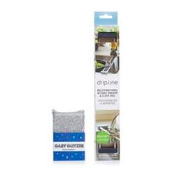 drip.line Abtropfgestell multifunktional verstellbare Länge inkl. Lurex-Schwamm