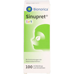 SINUPRET Saft 100 ml