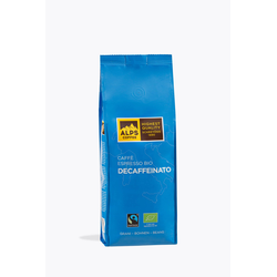 Alps Coffee Espresso Decaffeinato Bio 500g