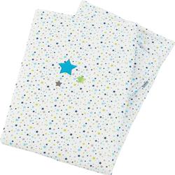 Sterntaler Babydecke Erik, mit Sternen weiß Kinder Kinderdecken Decken