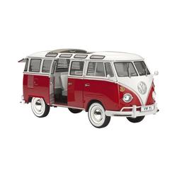 Revell® Modellbausatz Revell Modellbausatz VW T1 Samba Bus Maßstab 1:24