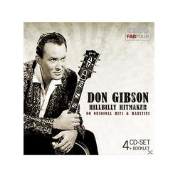 Don Gibson - Gibson: Hillibilly Hitmaker (CD)
