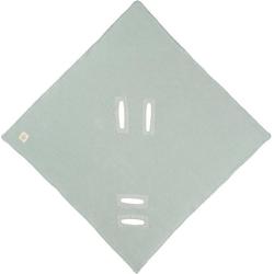 Einschlagdecke Einschlagdecke für Babyschale, mint, Lässig grün