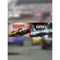 GRID + GRID AUTOSPORT - Steam - Key GLOBAL