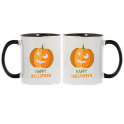 Keramiktasse Halloween