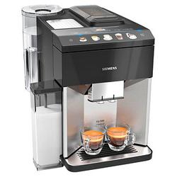SIEMENS Kaffeevollautomat EQ.500 integral silber