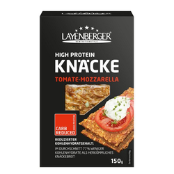 LOWCARB.ONE High Protein Knäcke Tomate-Mozzarella 150 g