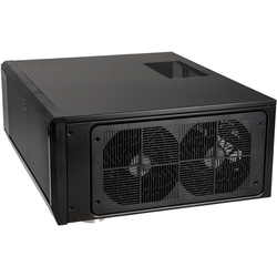 Silverstone SST-GD10B Grandia Desktop (HTPC), PC Gehäuse