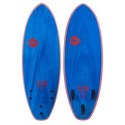 SOFTECH SOFTBOARDS ROLLER Surfboard 2021 smoke green - 7,0