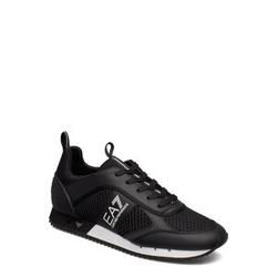 EA7 Sneakers Niedrige Sneaker Schwarz EA7 Schwarz