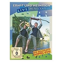 Live im Neckar - Sound, 2 DVDs