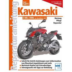 Kawasaki Z 800 als Buch von