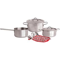 Klein Kinder-Küchenset WMF Metalltopf-Set, mittel