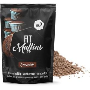 nu3 Fit Protein Muffins Schokolade, Backmischung 240 g Pulver