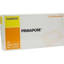 PRIMAPORE 8x15 cm Wundverband steril 20 St