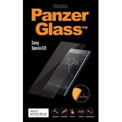 PanzerGlass Schutzglas Sony Xperia XZ1 weiß