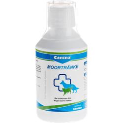 MOORTRÄNKE Futtermittel f.Hunde und Katzen 0.25 L