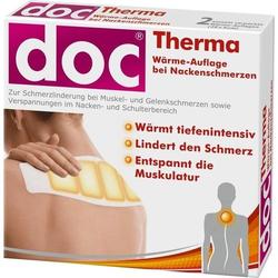 Doc Therma Wärme-Auflage bei Nackenschmerzen