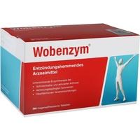 Wobenzym Magensaftresistente Tabletten 360 St.
