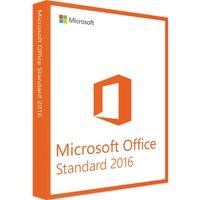 Microsoft Office Standard 2016 ESD DE Win