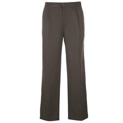 Męskie spodnie golfowe Dunlop szare - 32W 29L