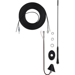 AIV 72° Autoradio-Universal-Antenne